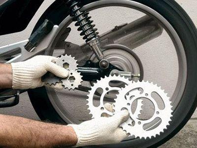Inscrição Curso Mecânico de Motocicletas Senai