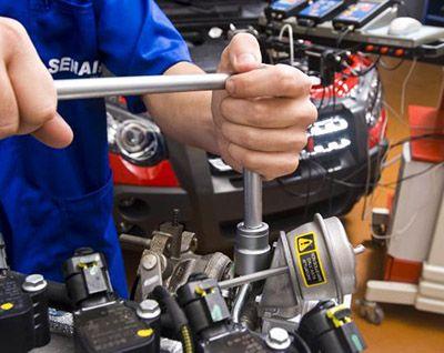 Inscrição Curso Mecânico de Motores Senai