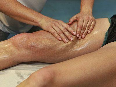 Inscrição Curso de Massagem Desportiva Senac