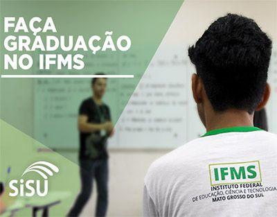 Inscrição Sisu IFMS 2018