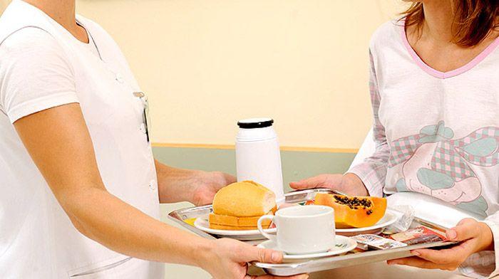 Nutrição em Hospitais Senac 2018