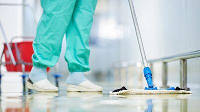 Salário do Setor de Limpeza Hospitalar 2018