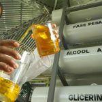 Técnico em Biocombustíveis Senai 2018