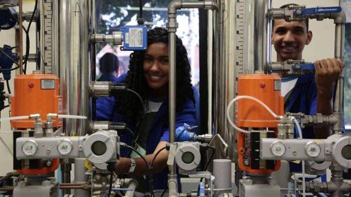 Tecnólogo em Automação Industrial Senai 2018