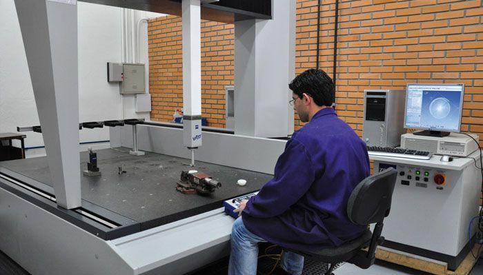 Tecnólogo em Fabricação Mecânica Senai 2018