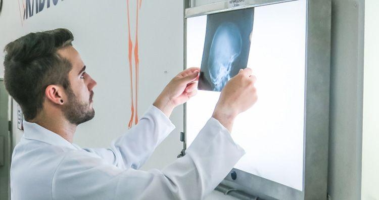 Tecnólogo em Radiologia Senac 2018