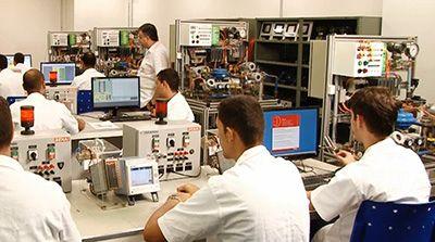 Vagas Curso Tecnólogo em Automação Industrial Senai 2018