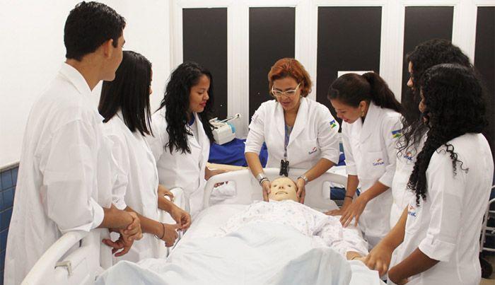 Bolsa de Estudo Técnico em Enfermagem Senac 2018