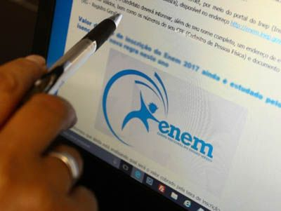 Consultar Boletim do Enem 2017