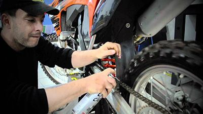 Curso Básico de Mecânico de Motocicletas Senai