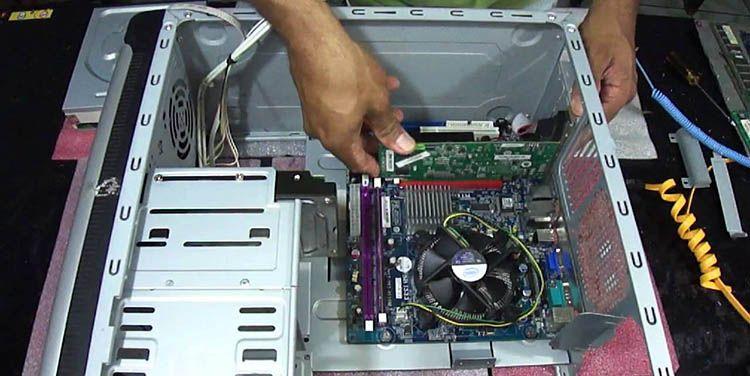 Curso Gratuito de Montagem e Manutenção de Computadores com Certificado