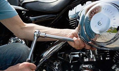 Curso de Mecânica de Motos Senai