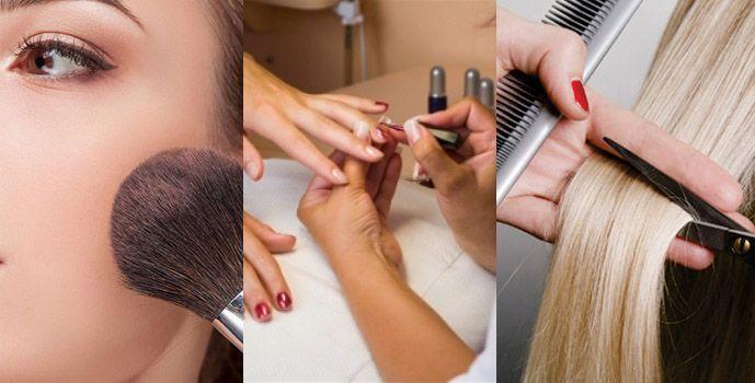 Cursos Gratuitos de Manicure e Pedicure, Cabeleireiro e Maquiagem