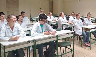 Inscrição Bolsa de Estudo Técnico em Enfermagem Senac 2018