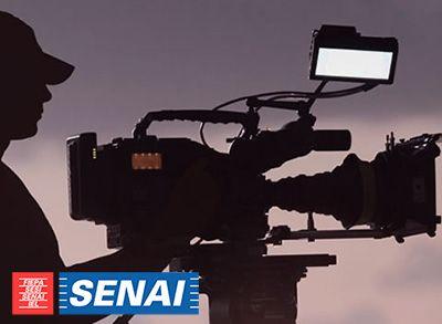 Inscrição Curso Gratuito Operador de Câmera Senai 2018
