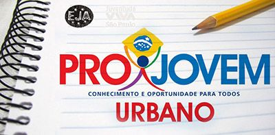 Inscrição ProJovem Urbano 2018