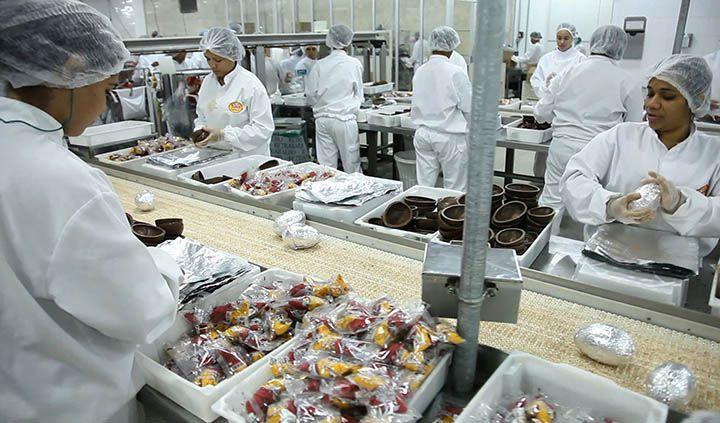 Nestlé, Garoto e Cacau Show estão oferecendo Vagas de Emprego