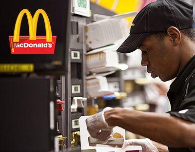 Programa Jovem Aprendiz McDonald's 2018