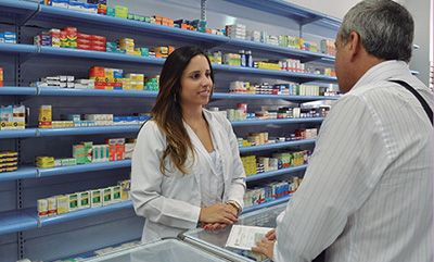 Vagas Curso Gratuito de Balconista de Farmácia Senac 2018
