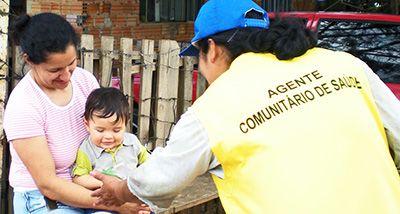 Agente Comunitário da Saúde Pronatec