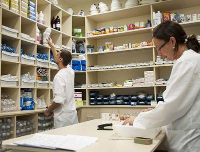 Auxiliar de Farmácia o que faz