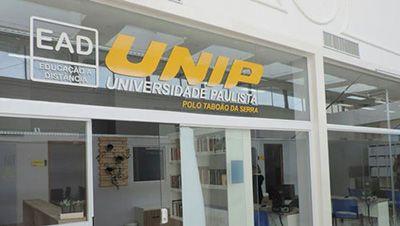Bolsa de Estudo Unip 2018