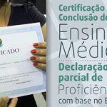 Como Retirar o Certificado de Conclusão do Encceja 2017