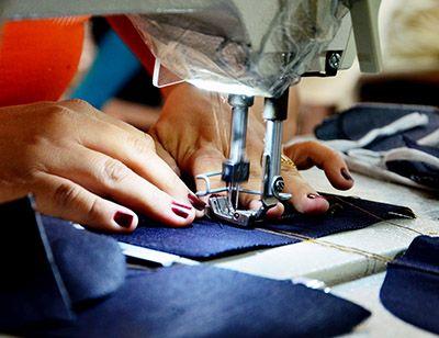 Costureiro Industrial o que faz