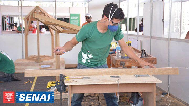 Curso Gratuito de Carpinteiro de Obras Senai 2018