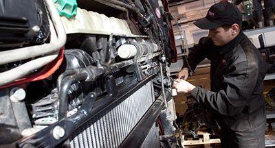 Inscrição Curso de Mecânico de Motores a Diesel Senai 2018