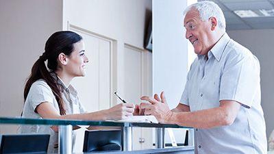 Inscrição Curso de Recepcionista em Serviços de Saúde Pronatec