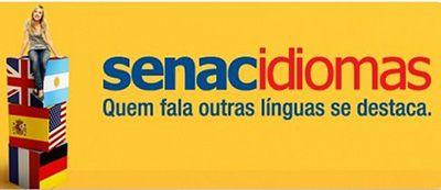 Inscrição Senac Idiomas