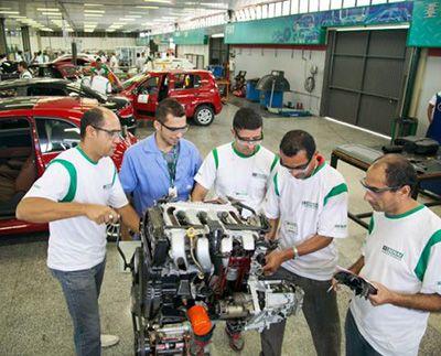 Inscrição Curso de Mecânico Motor Ciclo Otto Senai 2018
