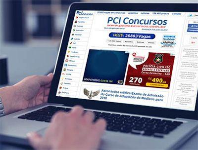 PCI Nordeste Concursos 2018