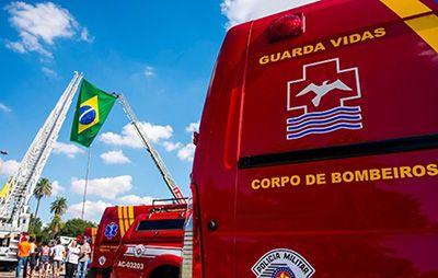 Concurso Bombeiros Paraíba 2018