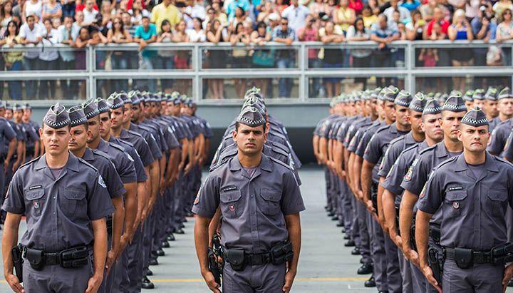 Concurso Polícia Militar PB 2018