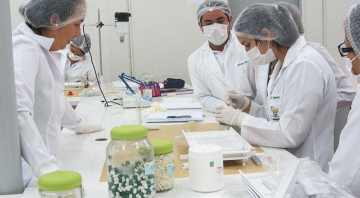 Curso Gratuito de Segurança no Preparo de Medicamentos Senac 2018