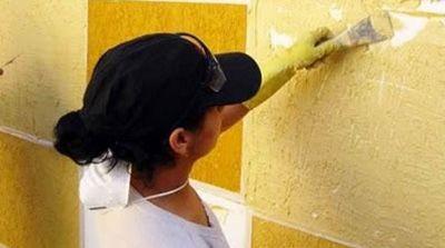 Curso de Pintura e Textura em Paredes