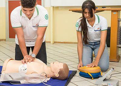 Curso de Técnico em Enfermagem Senac PSG