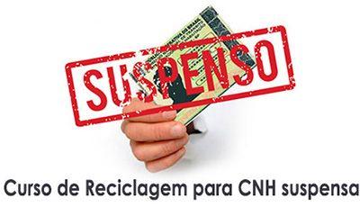 Desbloquear CNH Suspensa