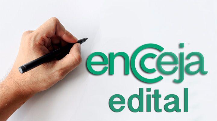 Encceja 2018 Edital