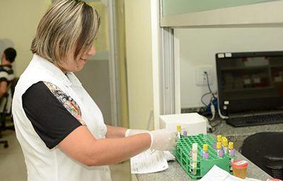 Inscrição Curso Auxiliar de Laboratório de Saúde PronaTec