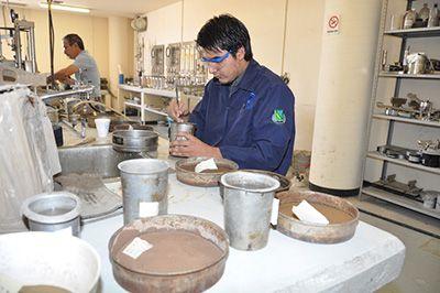 Inscrição Curso Laboratorista Materiais de Construção PronaTec