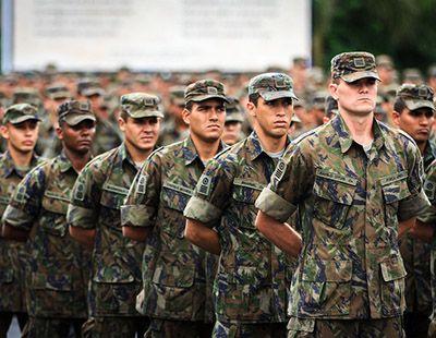 Inscrição Serviço Militar Voluntário 2018