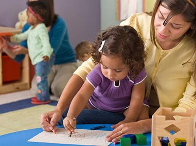 Cuidador Infantil o que faz