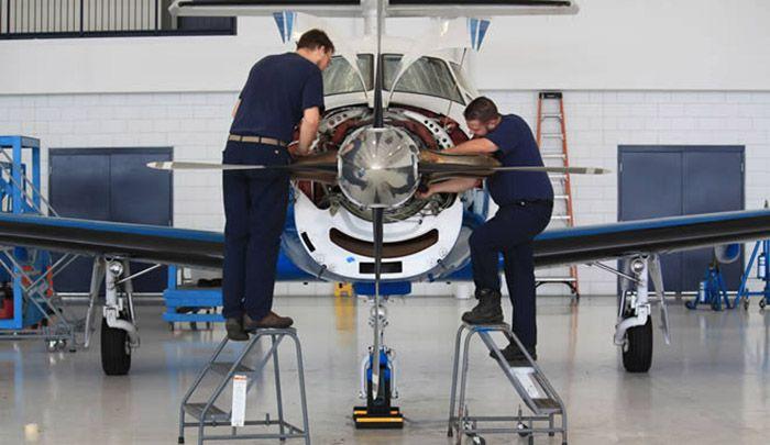 Curso Gratuito Técnico em Manutenção de Aeronaves 2018