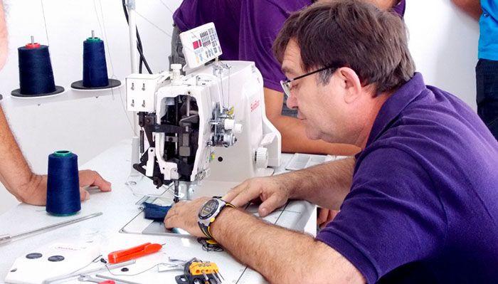 Curso Gratuito de Manutenção de Máquinas de Costura Senai 2018