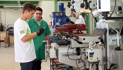 Curso Gratuito de Técnico em Fabricação Mecânica