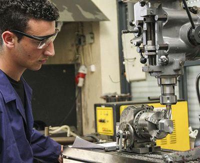 Curso Técnico Metalurgia Senai 2018