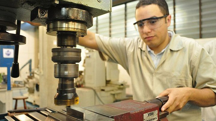 Curso Técnico de Metalurgia Gratuito 2018